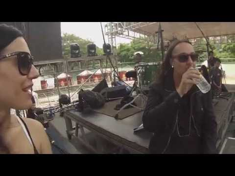 LACUNA COIL - Philippines & China