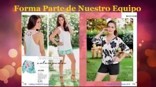 00d4adb381b ¨Primavera Verano 2016- catalogo modaclub / Claudia Alvarez / Laura G.