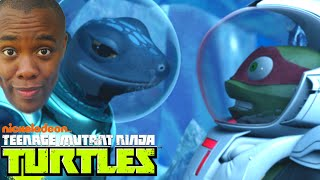 NINJA TURTLES vs. MONA LISA Review : Black Nerd
