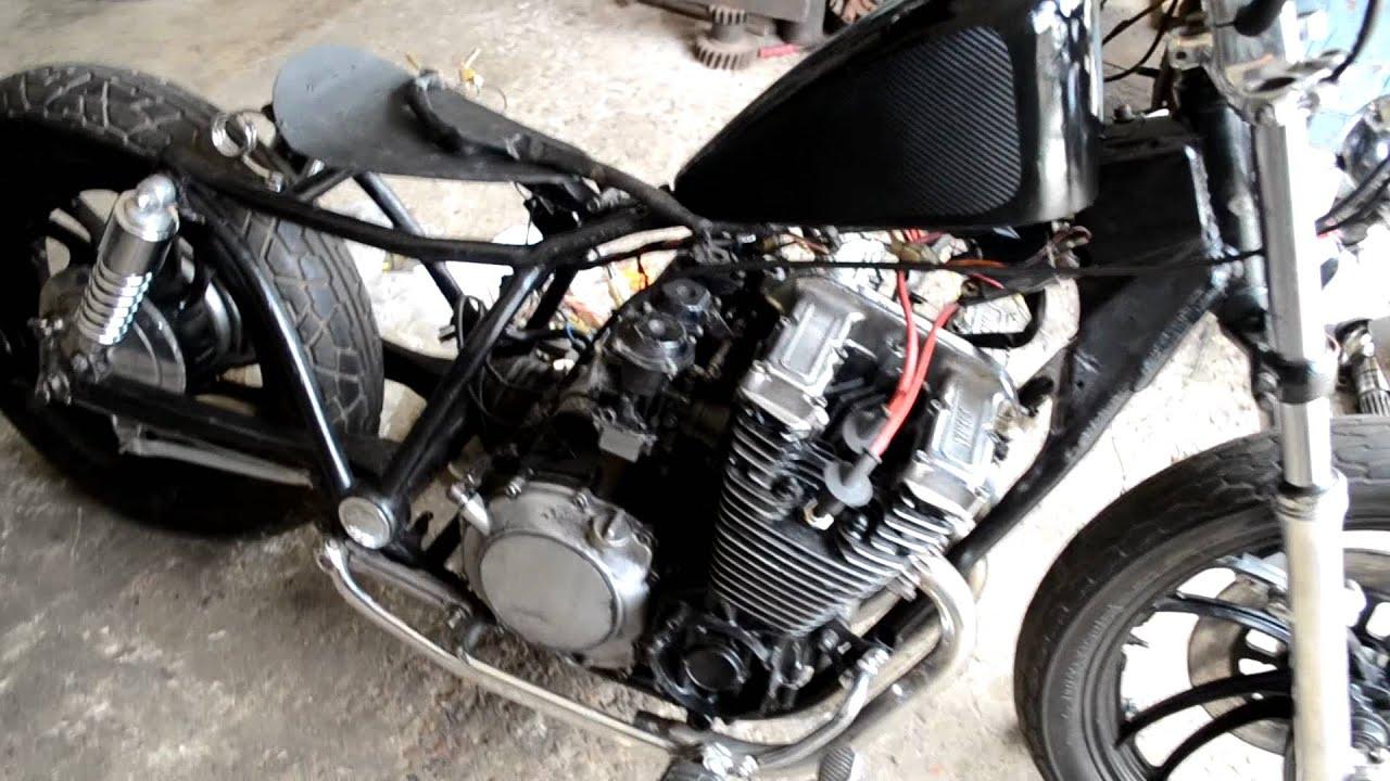 Yamaha Xj650 MOV - BondzZa