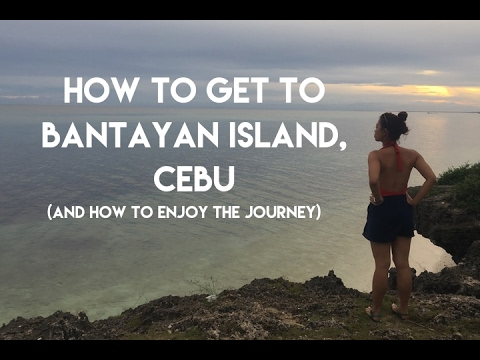 How to get to Bantayan Island, North Cebu