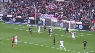 Højdepunkter: FCM - Viborg FF 2-0 (18.07.15)