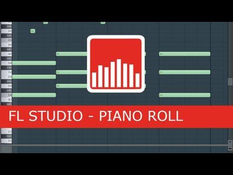 FL STUDIO: 15 Trików w Piano Roll