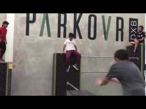 Kids Parkour will be at Fitness Expo Dubai
