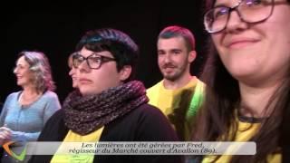 30ème TÉLÉTHON à Avallon (89) - Soirée du vendredi 2 décembre 2016
