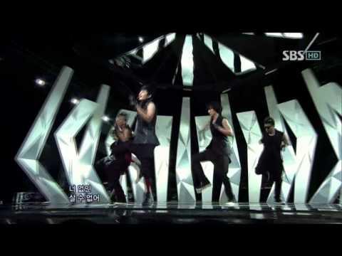 SE7EN - Better together (세븐 - Better together) @ SBS Inkigayo 인기가요 100801