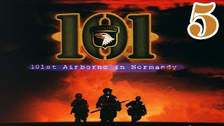 SKS Plays 101st Airborne:  The Airborne Invasion of Normandy Gameplay:  We Jump  [Episode 5]