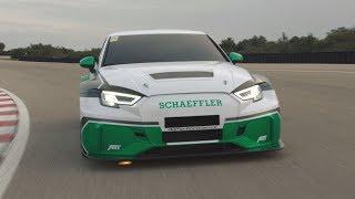 """Schaeffler 4ePerformance"" concept vehicle - Official  (German only)"