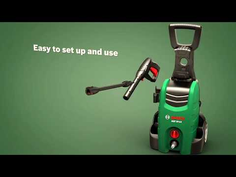 Bosch Car Washers AQT 33-10 35-12 37-13 Pressure Washer