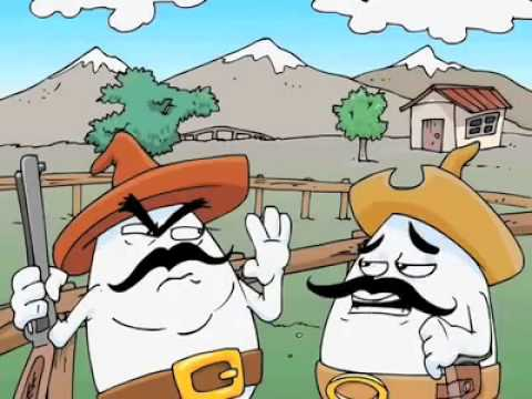 Huevo Cartoon Chistes De Compadres Y Mas Youtube