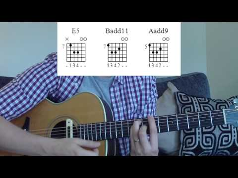 Jake Owen - Barefoot Blue Jean Night Guitar Lesson