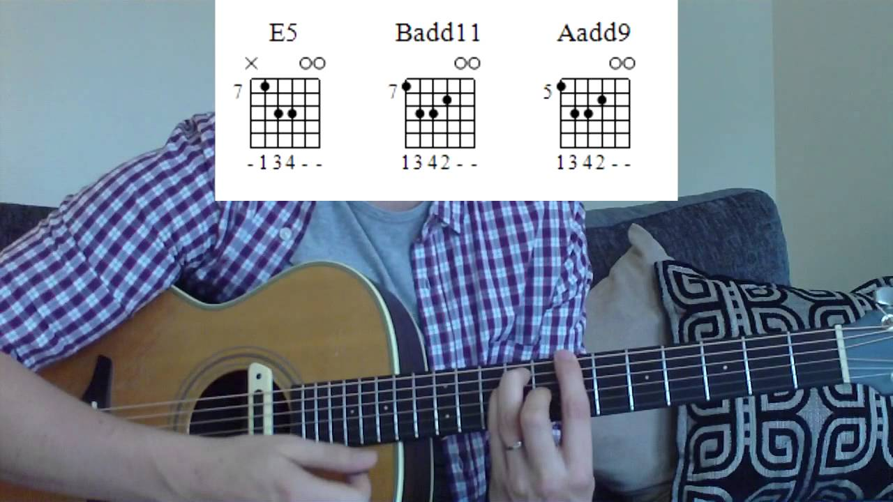 Jake Owen Barefoot Blue Jean Night Guitar Lesson Youtube