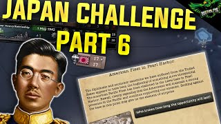 HOI4 Japan - World Conquest Historical Challenge - Part 6 (Hearts of Iron 4 Man the Guns)
