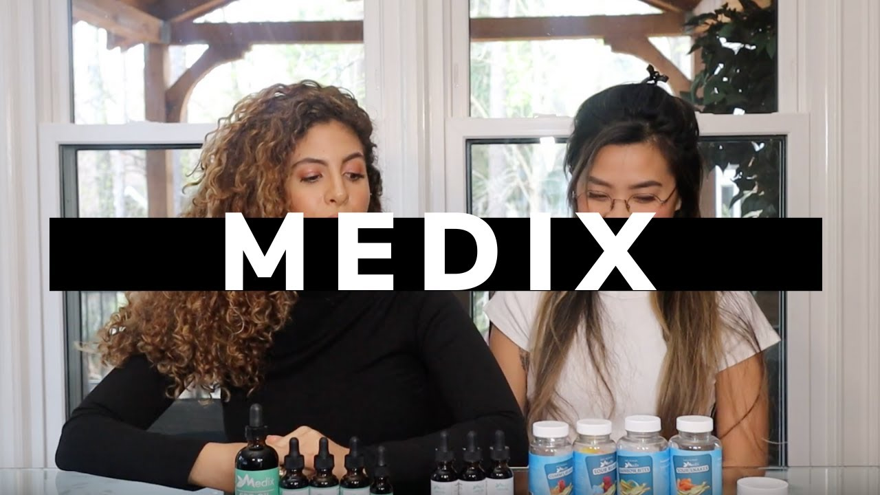 🌈🐻Medix CBD Gummies For Pain and Anxiety: 300mg of CBD for a Great Price  (2019 Review)