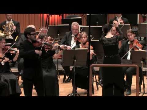 Daniel Migdal - Mozart: Violin Concerto No. 1 - II. Adagio