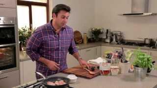 Easy One Pot Chicken And Pesto Risotto Recipe