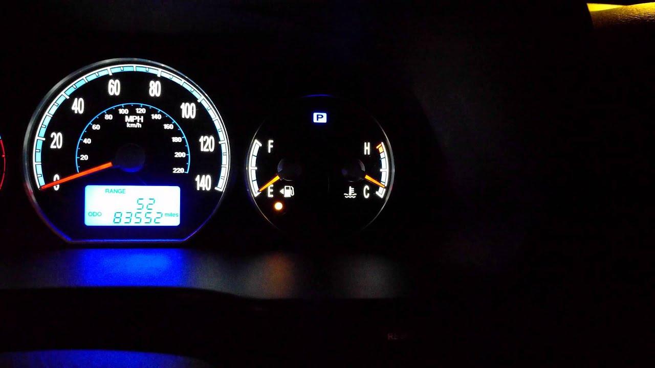 Hyundai Santa Fe Alternator Failure Service Campaign 936