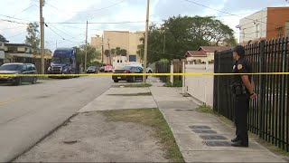 Man, woman killed, another woman injured in Miami shooting