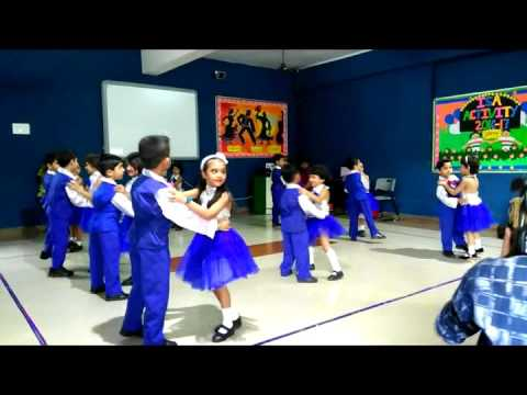 Mount Litera Zee School Haridwar Dance Form Youtube