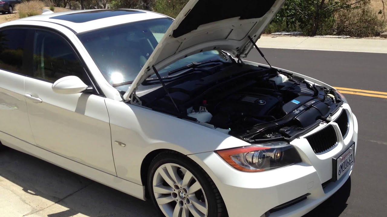 2008 BMW 328I Sport Package with NAV only 63K Miles For Sale 328