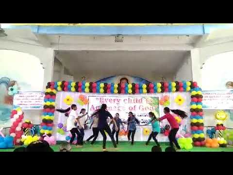 Silam sai katta kinda kiraak dance by girls