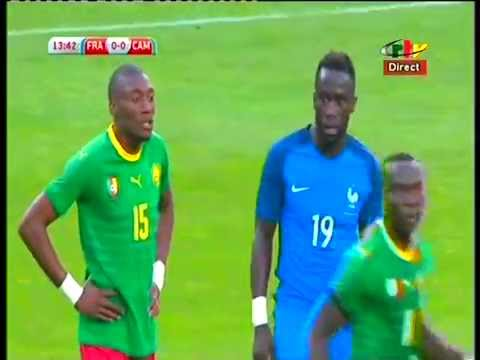 CRTV MATCH AMICAL FRANCE - CAMEROUN DU 30 MAI 2016 PARTIE1