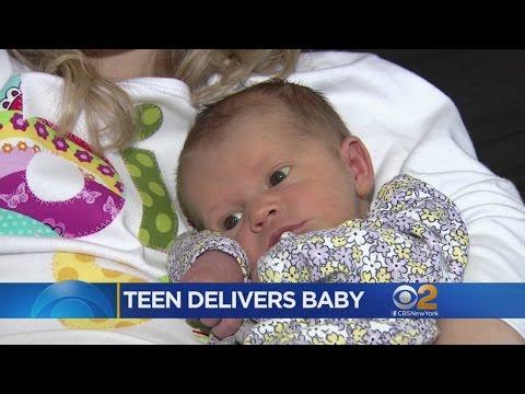 Teen Helps Deliver Baby In Berkeley Heights