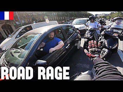 Best of PERSONNES EN COLÈRE vs MOTARD[francais]#54