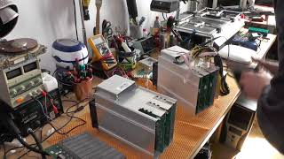 Broken antminer D3 disassembly (and a repair of some sort :/ )