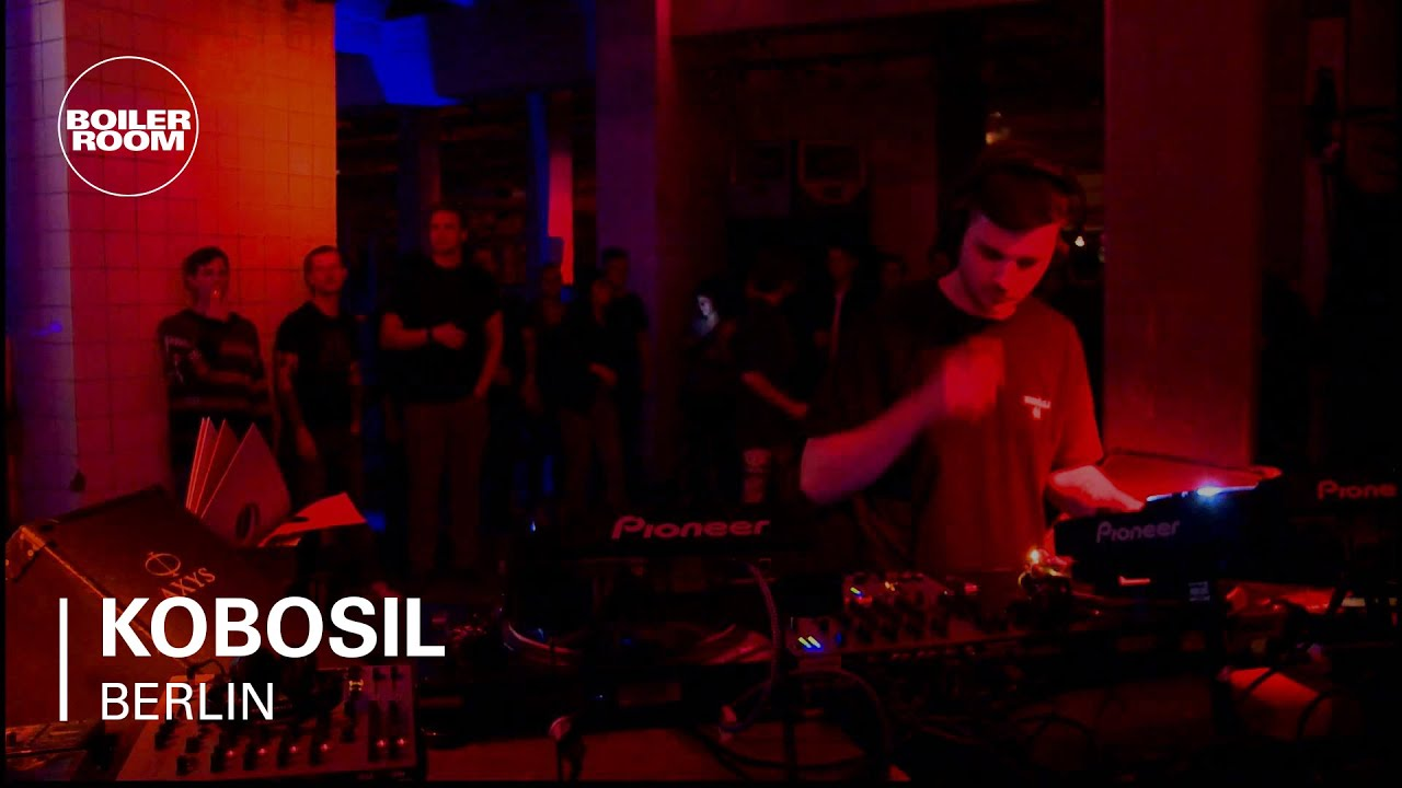 boiler room tv live kobosil boiler room berlin dj set 17589