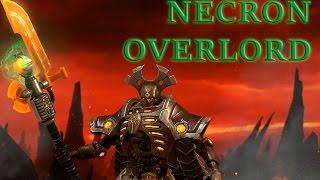NECRON OVERLORD (Warhammer 40.000: Dawn of War 2: Retribution - Last Stand)