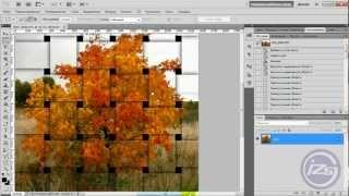 Переплетаем фотографию в Adobe Photoshop
