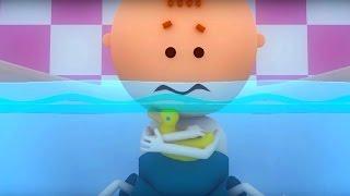 Аркадий Паровозов - Почему опасно закалятся без взрослых - мультфильм детям
