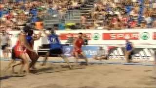 Beach Handball: Specialist Skills - Пляжний гандбол: Вправи для бандан