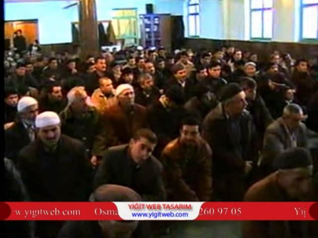 Seyfi Hoca Bayram Vaazı Videosu