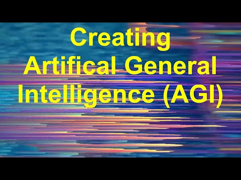 Creating AGI