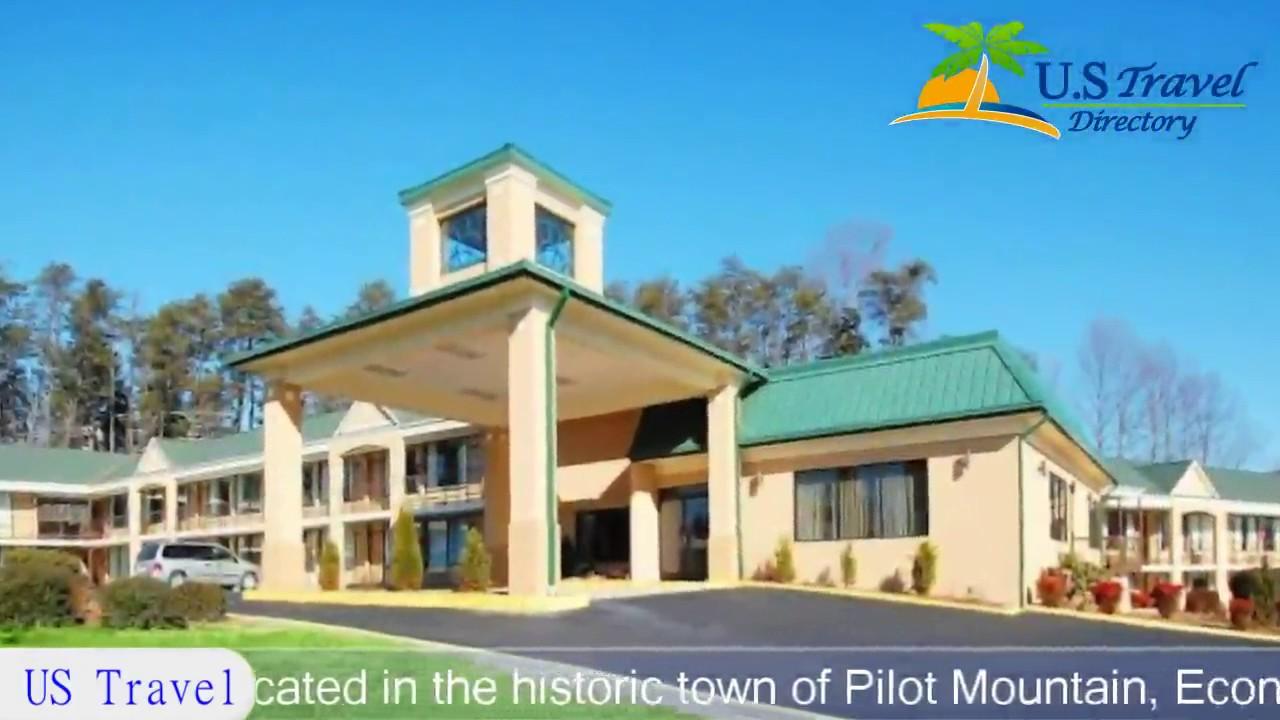 Econo Lodge Inn And Suites Pilot Mountain Hotels North Carolina