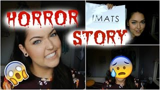 Video IMATS 2016 HORROR STORY + HAUL | MY EXPERIENCE | Erika Anderson download MP3, 3GP, MP4, WEBM, AVI, FLV Desember 2017