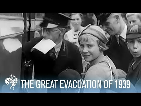 The Great Evacuation of 1939