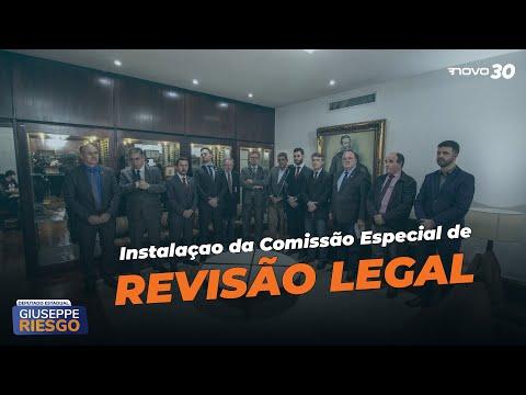 Deputado Riesgo irá revisar mais de 10 mil leis para desburocratizar o RS