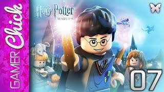 ❤ Lego Harry Potter Years 1-4 - [Part 7 Broomstick Flying!] (PC) w/ GamerChick