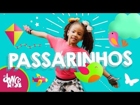 Passarinhos - Emicida - Coreografia | FitDance Kids