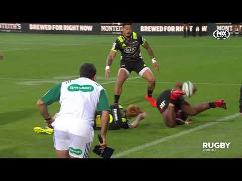 Super Rugby 2019 Round Two: Top Tries