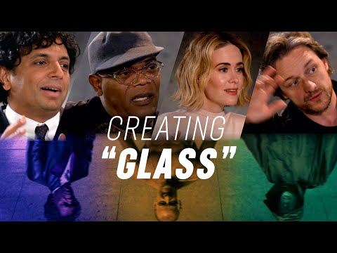 "An Oral History of ""Glass"": M. Night Shyamalan, Samuel L. Jackson, Sarah Paulson, and James McAvoy"