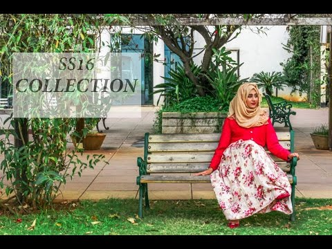 MUSLIMKART BTS SS16 Collection - Summer Abayas , Hijab In India