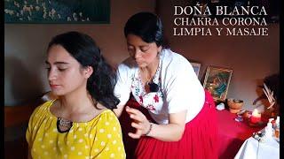 DOÑA ☯ BLANCA, ASMR MASSAGE, CHAKRA CORONA, LIMPIA, SPIRITUAL CLEANSING Cuenca, Indian Barber, Reiki
