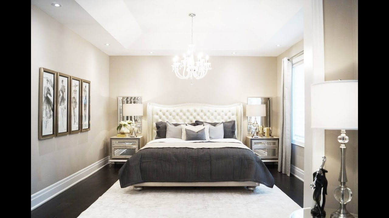 Master Bedroom Makeover Reveal - Kimmberly Capone Interior Design ...