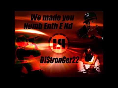 We Made You Numb Vs In The End  - Linkin Park Ft Eminem Jay-Z Motion Man