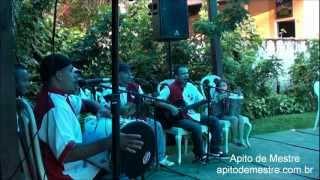 Poxa - Curtindo samba junto com meu povo - Apito de Mestre