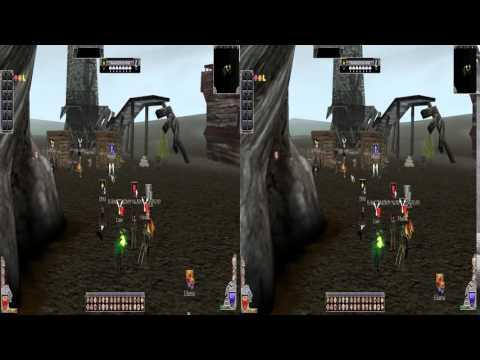 Shadowbane Nvidia 3D Vision